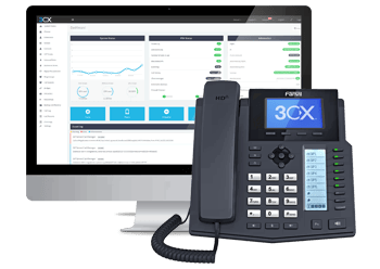pbx management console fanvil